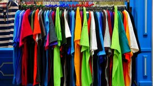 Inspect and wash new clothes before wearing them
